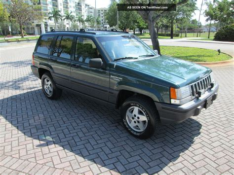 jeep grand limited 4x4 i a 1994 jeep grand 1994 jeep grand laredo 4x4