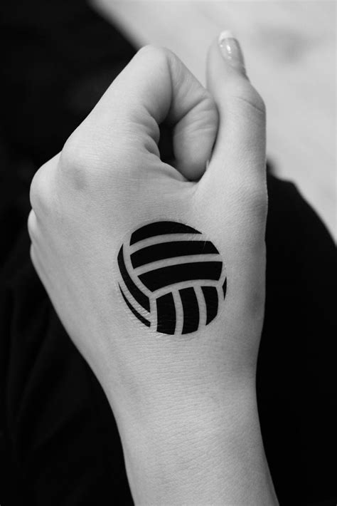 volleyball tattoo best 25 tattoos ideas on