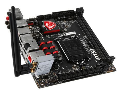 Msi Z97i Ac msi z97i gaming ac mitx motherboardmsi z97i gaming ac mitx