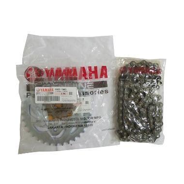 Gear Set Rantai Roda Kit Yamaha 3so R New B16 8692 jual yamaha genuine parts chain sprocket kit 3p91 harga kualitas terjamin
