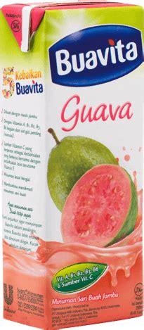 buavita minuman buah segar indonesia