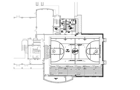 basketball gym floor plans cornerstone health care corporate headquarters