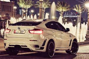 Car Rental Dubai Bmw X6 Bmw X6 Tycoon By Hamann In Uae The Saudi Arab Cars