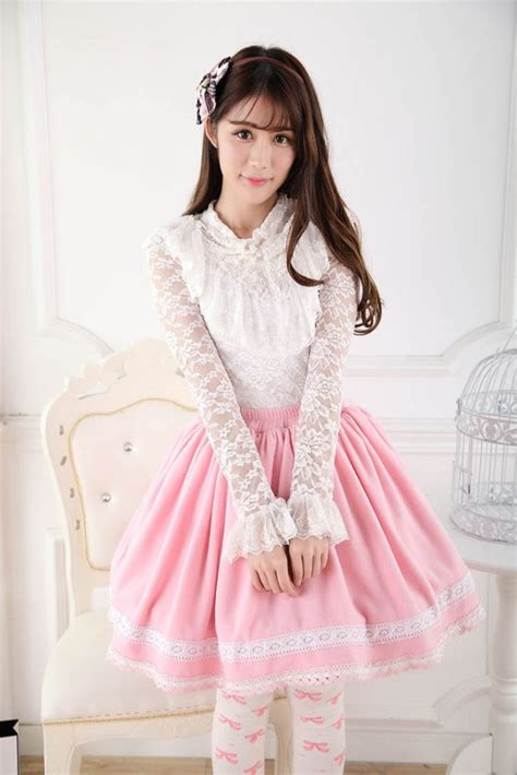 Midi Hanbok Skirt fashion and fly