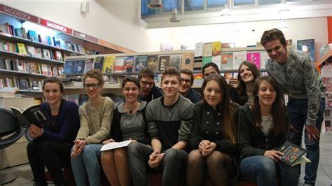 libreria cattaneo lecco lecco presentato il libro paura di cosa degli studenti