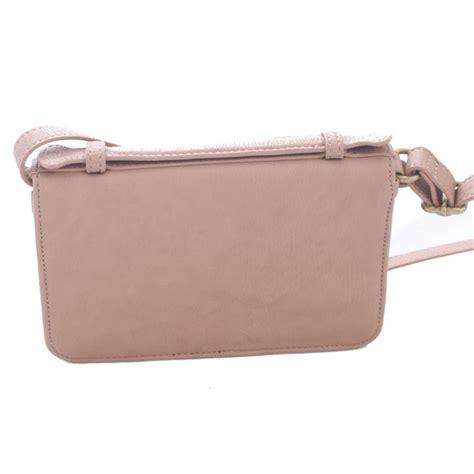 leather bag camel clutch purse by borsettamania