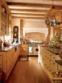 Southern Kitchen Design by Elements Of The Old World Myhomeideas Com