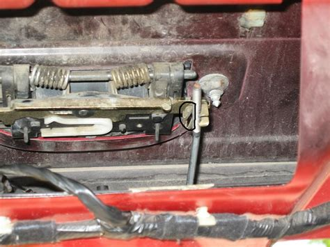jeep latch rear trunk lock latch stuck jeep forum