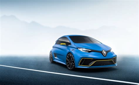 renault zoe rs could arrive in the market before 2020