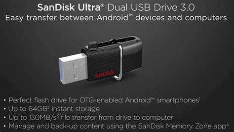 Sandisk Ultra Dual Otg Usb Flash Disk M3 0 64gb Terbaru sandisk ultra dual usb m3 0 micro fl end 7 9 2019 11 12 am