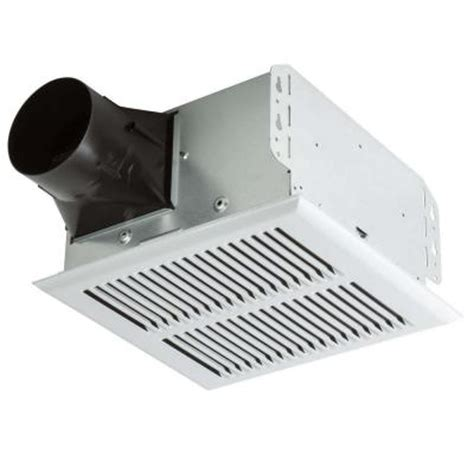 heavy duty bathroom extractor fan nutone invent series heavy duty 80 cfm ceiling exhaust