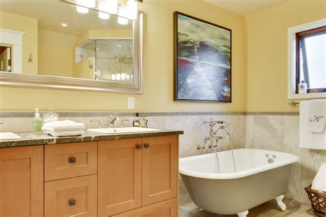 bathroom with shower and toilet design feature royale lower mount royal corefront