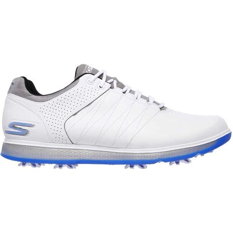 Skechers Golf Shoes by Skechers Go Golf Pro 2 Golf Shoes White Blue Golf Discount