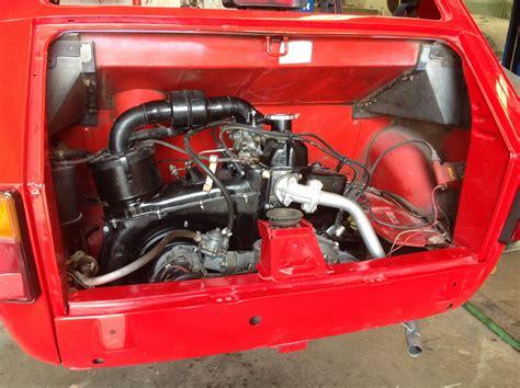 fiat motor 1991 fiat 500 126 motor restoration