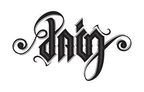 sticker tattoo bandung pain love ambigram on behance