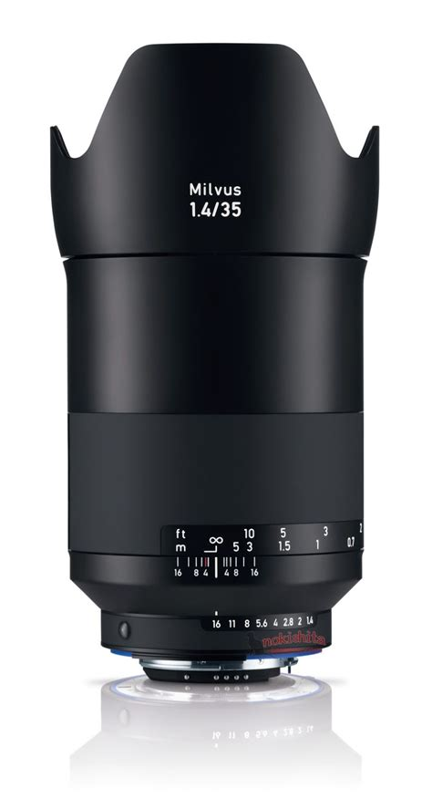 zeiss milvus mm  lens coming  leaked images