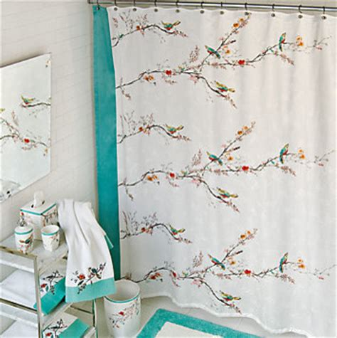 lenox chirp shower curtain simply fine lenox chirp shower curtain contemporary