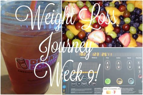 weight loss 9 weeks weight loss journey week 9 still in the wemake7