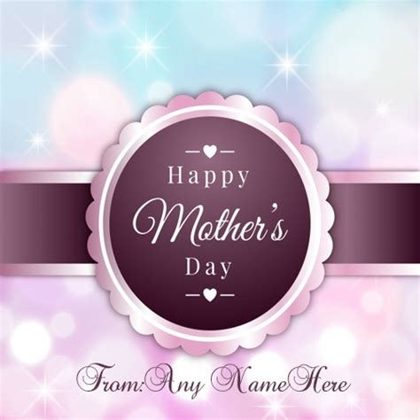 happy mothers day wishes greeting card
