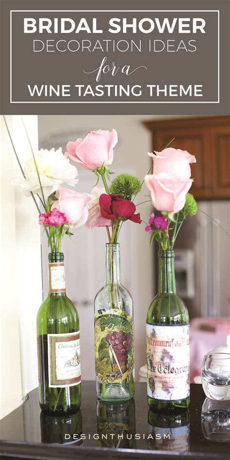 wine themed bridal shower ideas 17 best images about hometalk styles country on