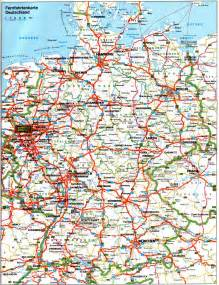 Road Map Of Germany by Printable Road Map Of Germany Images
