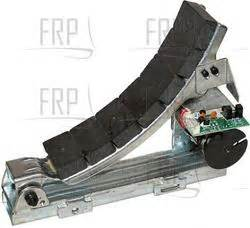 Sepeda Vision Fitness E3200 Mulus 98 brake assembly 52004627 fitness and exercise equipment repair parts