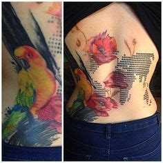 tattoo aquarelle quebec myriam bolduc tatoueuse tatouages tattoo shack