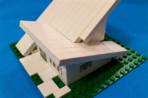 Shed Idea lego challenge 5 build a model based on an architectural