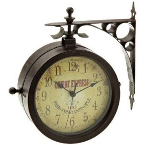 orologi da parete per soggiorno orologio da parete vintage stile lione con termometro