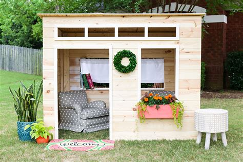 Learn How To Decorate Your Home by Learn How To Build A And Magical Indoor Playhouse For