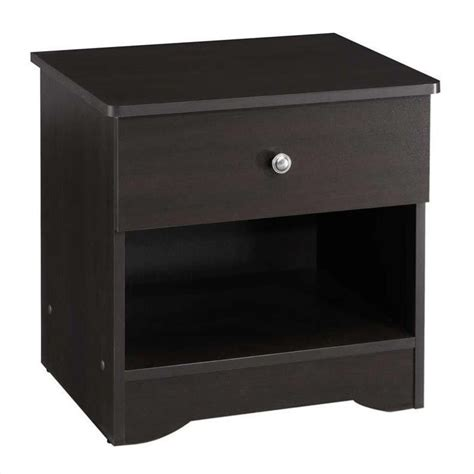 L For Nightstand Nightstand In Espresso 4601