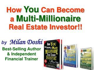 how to become a successful real estate investor ed ppt sam zormati how to become a real estate investor