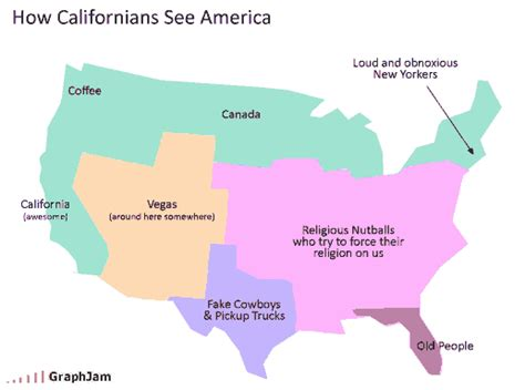Behold, the Most Accurate Map of the United States ? Ever   POPSUGAR Love &