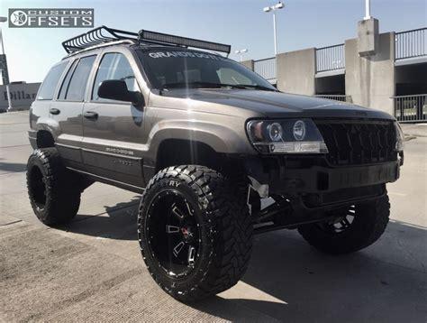 1999 Jeep Grand Tire Size Wheel Offset 1999 Jeep Grand Aggressive 1 Outside