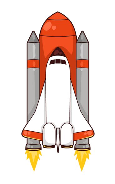 Space Shuttle Clipart free to use domain space shuttle clip