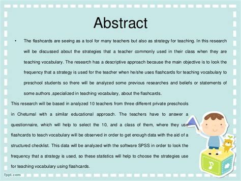 tremore interno al corpo the use of flashcards as a strategy for teaching