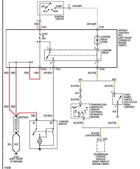 1999 mercury transmission wiring diagram 47