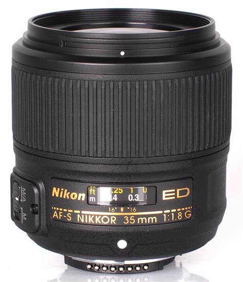 Nikon 35mm F 1 8g nikon af s nikkor 35mm f 1 8g lens review