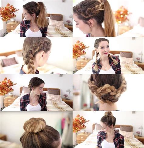 cute hairstyles for school zoella 25 best ideas about zoella hairstyles on pinterest