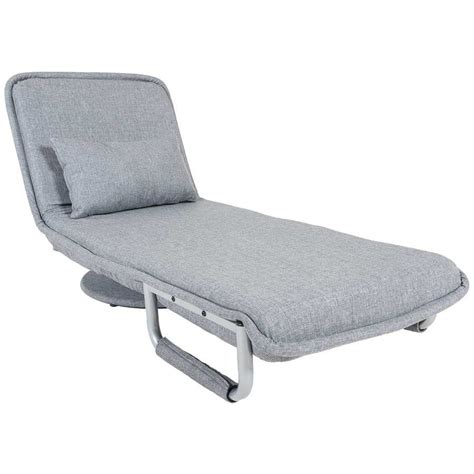 Fold Out Chair Bed by Gray Fold Out Chair Bed 1b 8062 8062 Gray No 6