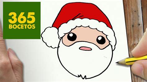 imagenes de santa claus para whats como dibujar a santa claus para navidad paso a paso