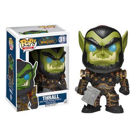 Funko Pop Vinyl World Of Warcraft Durotan world of warcraft thrall pop vinyl figure funko world of warcraft pop vinyl figures at