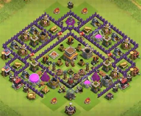 clash of clans best th 8 trophyclan war base th8 4 10 best th8 trophy push bases 2017