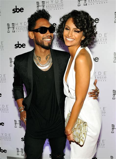 how does miguel do back of his hair miguel girlfriend nazanin mandi tattoo miguel and nazanin