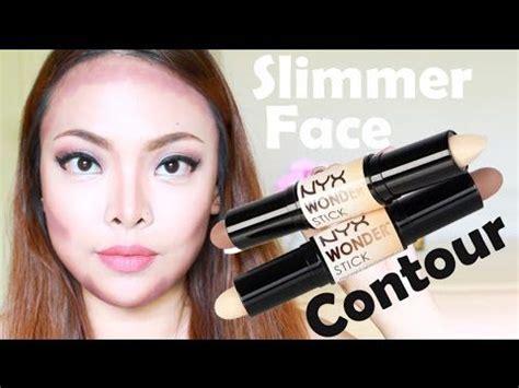 tutorial makeup nyx indonesia how to use nyx wonder stick cream contour tutorial