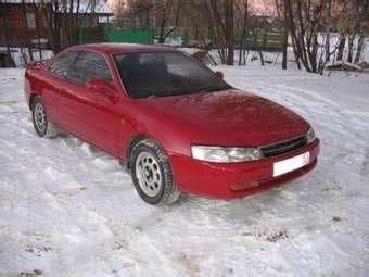 buy car manuals 1994 toyota corolla user handbook used 1994 toyota corolla levin images 1600cc gasoline ff manual for sale
