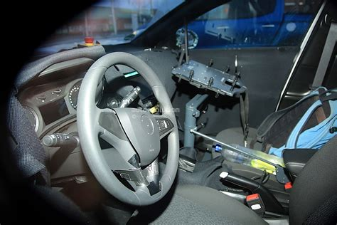 vauxhall corsa inside 2018 opel corsa spied inside and out some bits look
