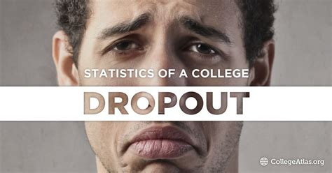 how to dropout of college college dropout statistics