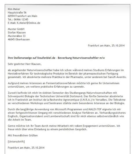 Bewerbungsschreiben Muster Download   Freeware.de