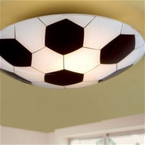 Football Ceiling Light Football Ceiling Light Football Bedrooms